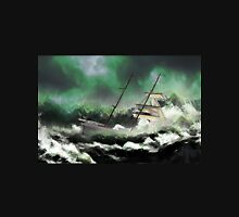 Who Are We to Think That We Can Defeat a Raging Sea Unisex T-Shirt