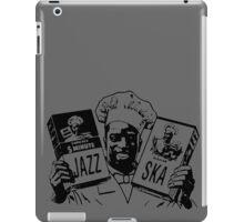 Jazz Or Ska ? Pick One iPad Case/Skin