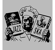 Jazz Or Ska ? Pick One Photographic Print