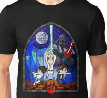 Stained Glass Episode 4 Unisex T-Shirt
