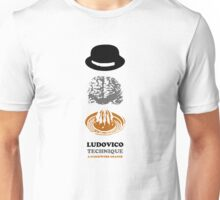 KUBRICK LUDOVICO TECHNIQUE Unisex T-Shirt