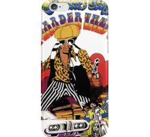 Jimmy Cliff : The Harder They Come iPhone Case/Skin
