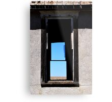 prairie window Metal Print