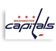 Washington Capitals Canvas Print