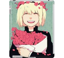 Springtime of Ren iPad Case/Skin