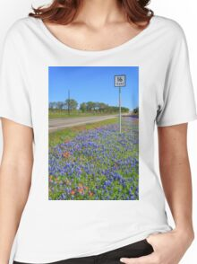 Blues Highway 16 Women's Relaxed Fit T-Shirt