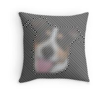 Bodeguero Andaluz - Linien Throw Pillow