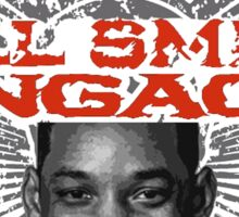 Will Smith Engage Sticker