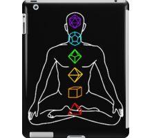 DICEKRAS (WHITE) iPad Case/Skin