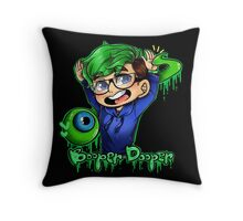 Double High Five!!! Throw Pillow
