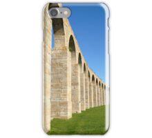 Vila do Conde Portugal  18th Century aqueduct  iPhone Case/Skin