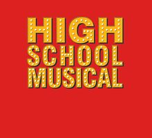 High School And Musical Unisex T-Shirt