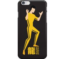 Yellow Jumpsuit iPhone Case/Skin