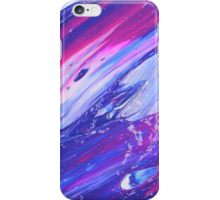 Paint Strokes iPhone Case/Skin