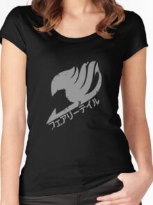 Mark Of Fairy Tail Guild Women's Fitted Scoop T-Shirt