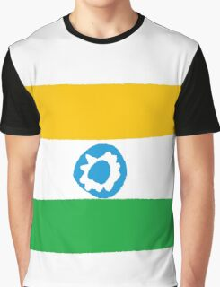 Indian flag Graphic T-Shirt