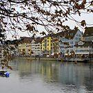 Zurich by annalisa bianchetti