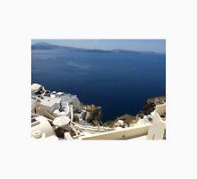 Beautiful Santorini Landscape View Unisex T-Shirt