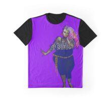 Amethyst Graphic T-Shirt
