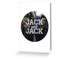 Jack&Jack Greeting Card