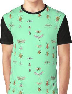 Creepy crawlies organised: Spring/Summer edition Graphic T-Shirt
