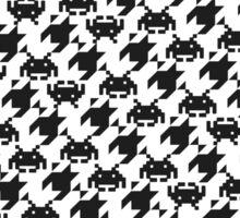 Pied de Invaders Sticker