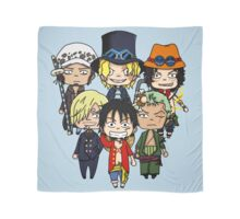 One piece chibi Scarf