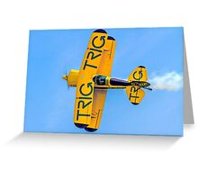 Pitts S-1D Special G-IIIP Greeting Card