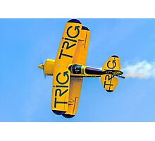 Pitts S-1D Special G-IIIP Photographic Print