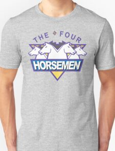 The Four Horsemen Ric Flair 4 Arn Anderson Tully Blanchard Ole Anderson T-Shirt