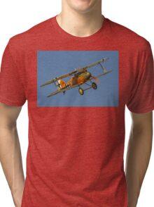 TVAL Albatros D.Va-1  D.7343/17 ZK-TVD Tri-blend T-Shirt