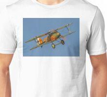 TVAL Albatros D.Va-1  D.7343/17 ZK-TVD Unisex T-Shirt