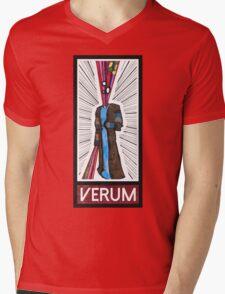 Verum Mens V-Neck T-Shirt