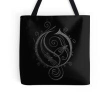 Opeth Logo Gray  Tote Bag