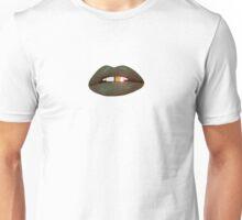 Tattoo Lips Unisex T-Shirt