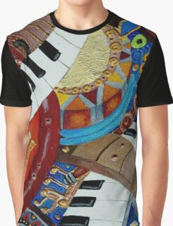 Musical Ensemble Graphic T-Shirt
