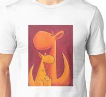 Splatter Mob (Kangaroos) Unisex T-Shirt