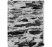 Troubled waters. iPad Case/Skin
