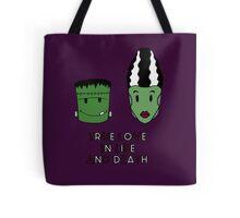 Halloween - True love Tote Bag