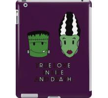 Halloween - True love iPad Case/Skin