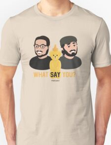 WSY: Q, Sal and Nugget Unisex T-Shirt