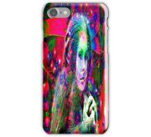 Alien Jungle  iPhone Case/Skin