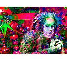 Alien Jungle  Photographic Print