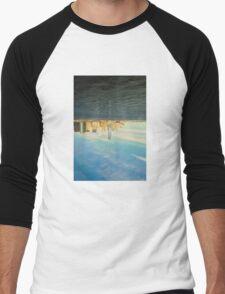 Subsided Horizon | New York Men's Baseball ¾ T-Shirt