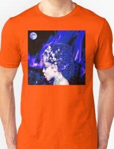 Blue Goddess Unisex T-Shirt