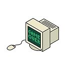 Game Over CRT by George Williams