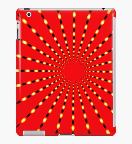 SUPER BEAMS iPad Case/Skin