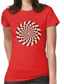 UNSPIRAL Womens Fitted T-Shirt