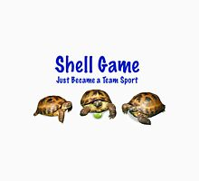 Tortoises Playing the Shell Game Unisex T-Shirt