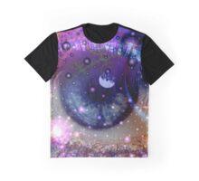 Cosmic Eye Graphic T-Shirt